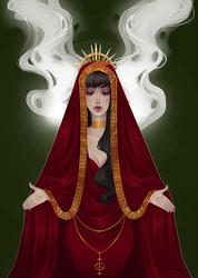 Deity by AnTheilo