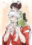 Inuyasha y Yashahime