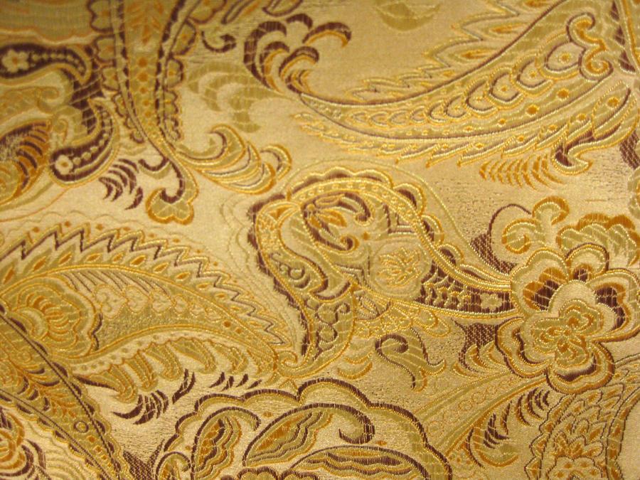 Gold Brocade by Cynnalia-Stock