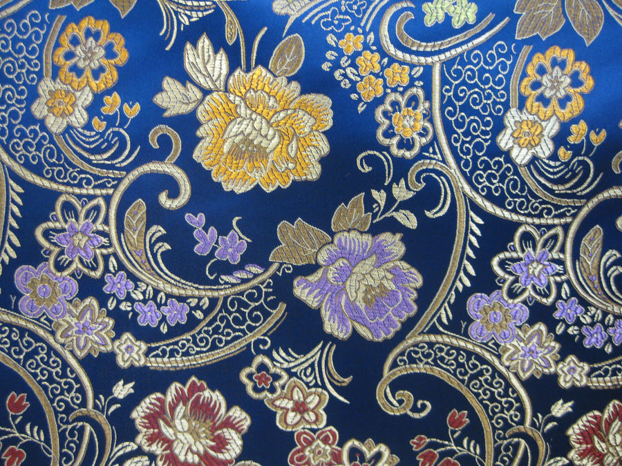 Oriental Brocade by Cynnalia-Stock