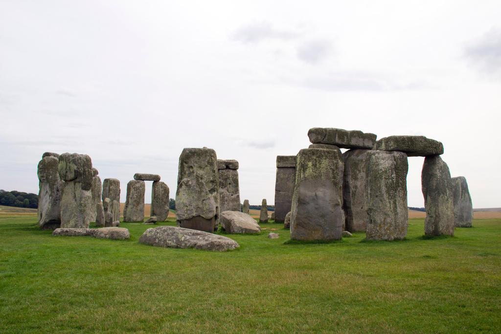 Stonehenge by Cynnalia-Stock
