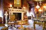 Warwick Castle Interior