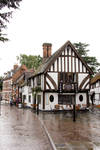 English Village Street