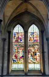 Church Stainglass Window