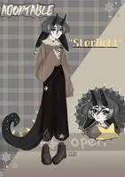 ADOPT -Starlight   [AUCTION OPEN] by CagliostroSith