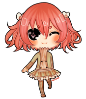 Kiriban Prize - CuteSaska by NemoraFarraige