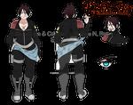 BLACK SAGA - Calliaan Character Profile 2016