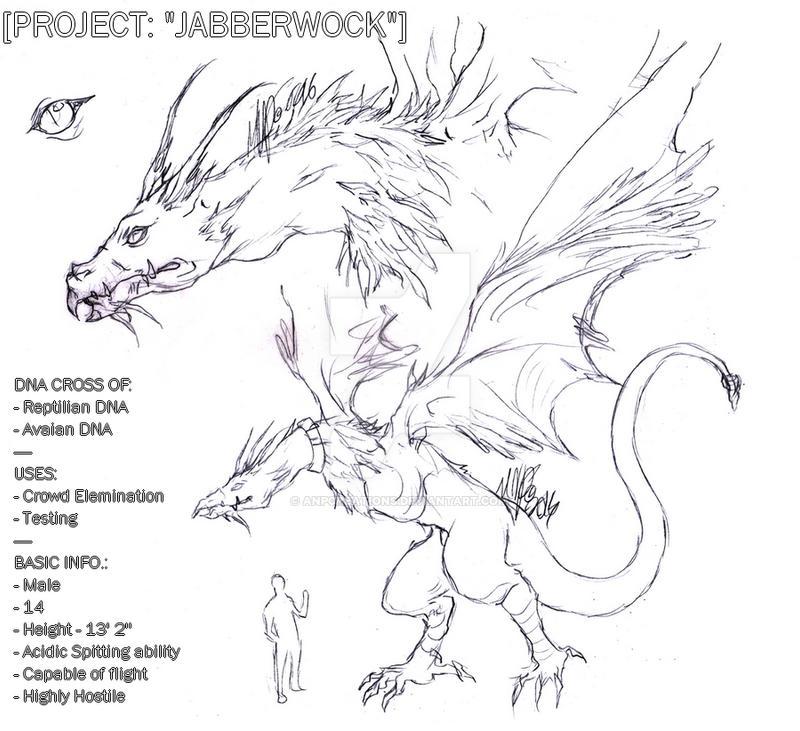 black saga   project jabberwock  concept art by