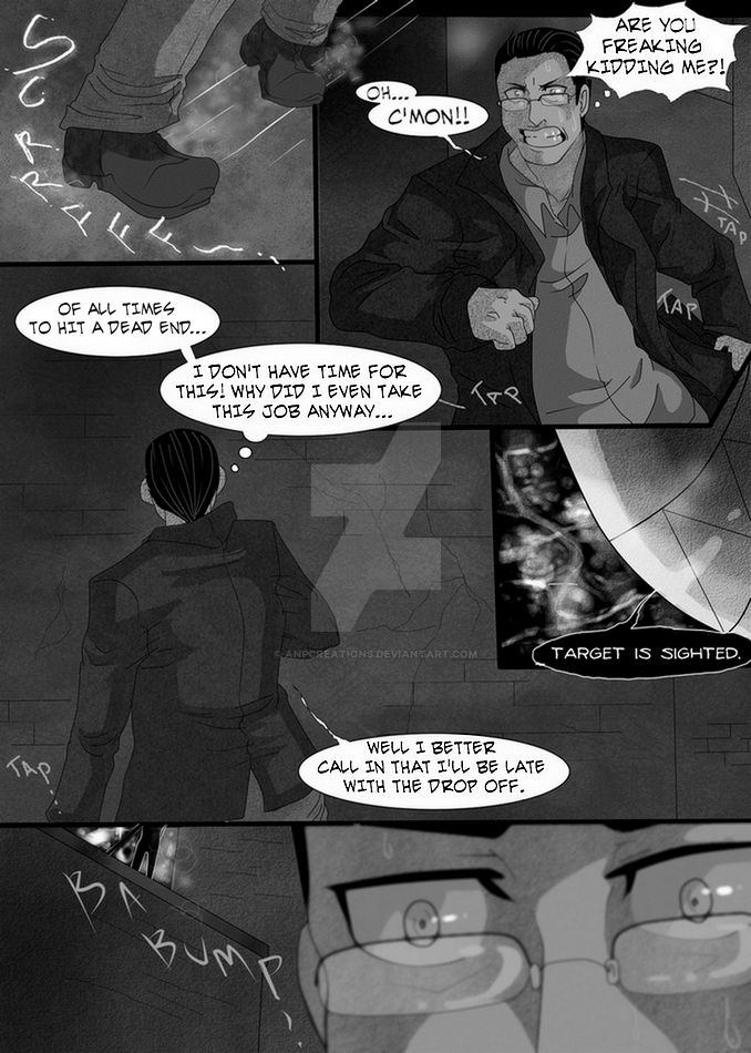 Black Saga - Ch1 Page 4 by SweetheartedSadist