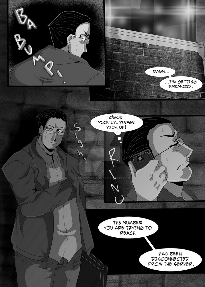 Black Saga - Ch1 Page 5 by SweetheartedSadist