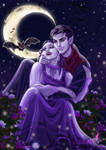 Nocturnal Lovers  by Tschandria
