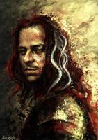 Jaqen H'ghar by VarshaVijayan