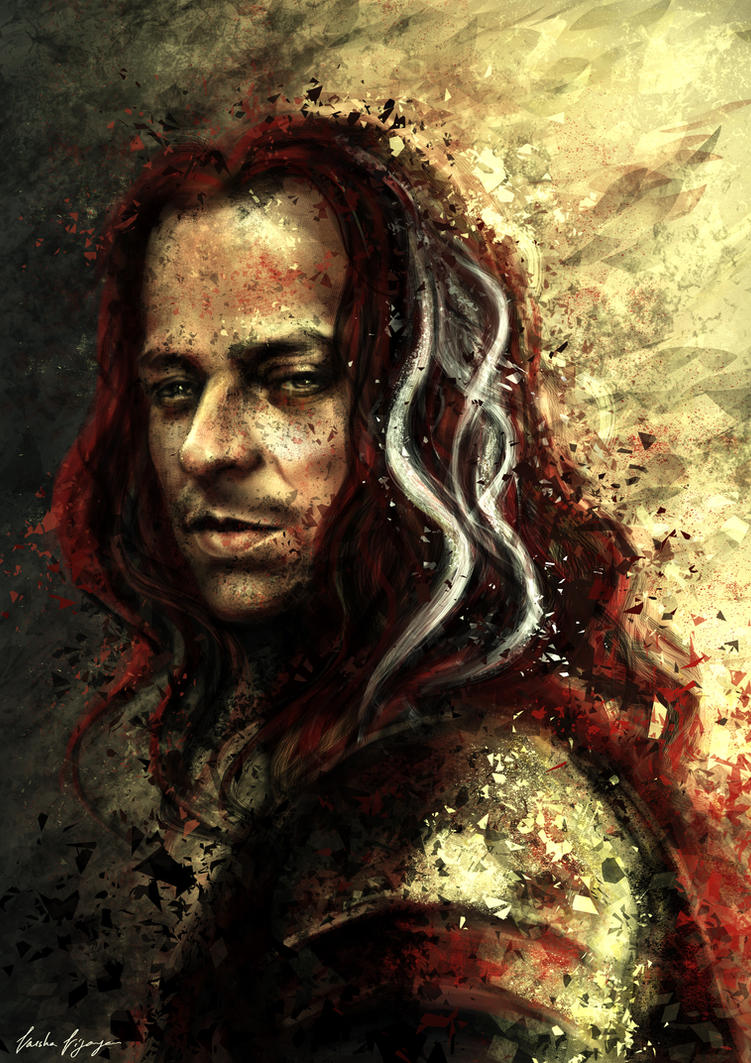 Jaqen H'ghar by VarshaVijayan