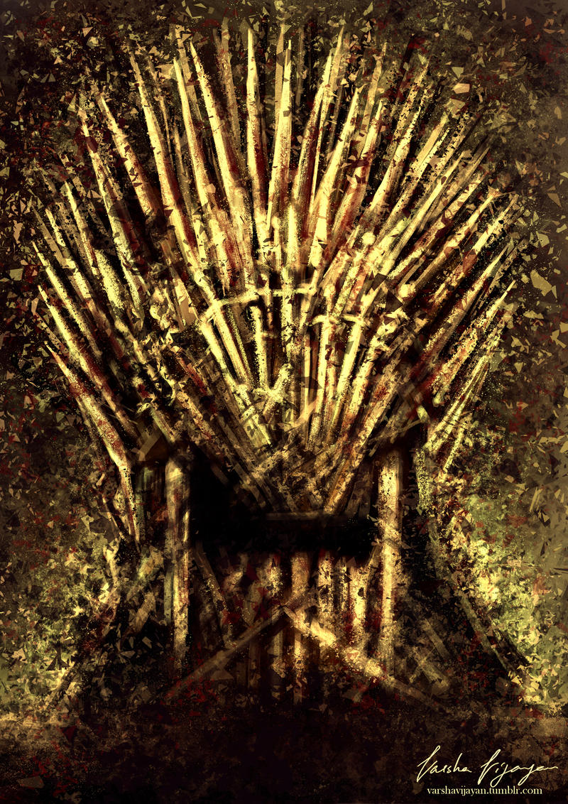 A Game of Thrones by VarshaVijayan