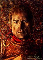 Jaime Lannister. by VarshaVijayan