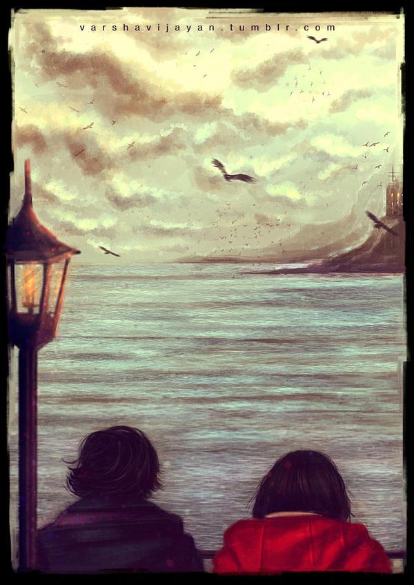 How Deep Is The Ocean? by VarshaVijayan