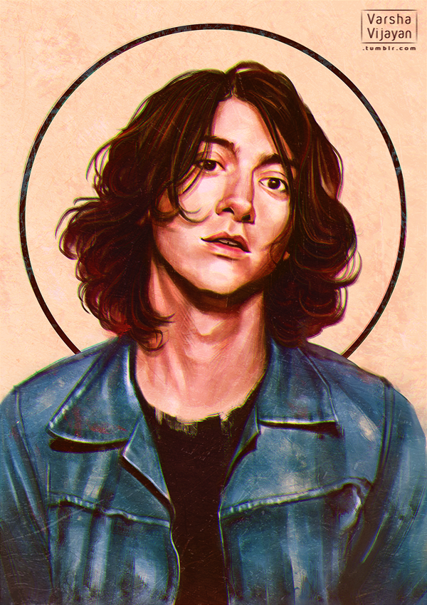 Alex Turner by VarshaVijayan