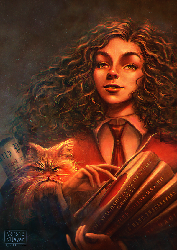 The Brightest Witch by VarshaVijayan