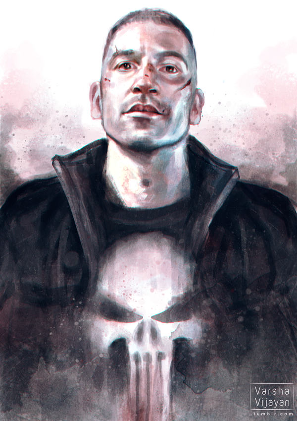 Daredevil Without Glasses