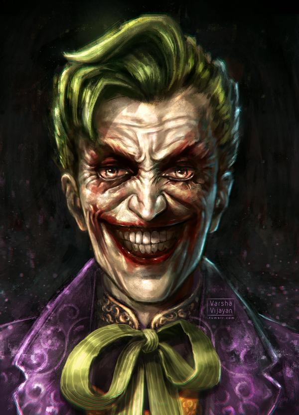 Joker by VarshaVijayan