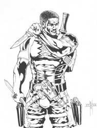 Mace Forge Original Character