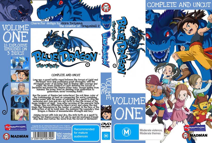 blue dragon tour