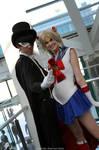Sailor Moon Cosplay at Anime-Expo 2011