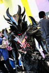 Skyrim - Daedric Armor (WonderCon 2012)