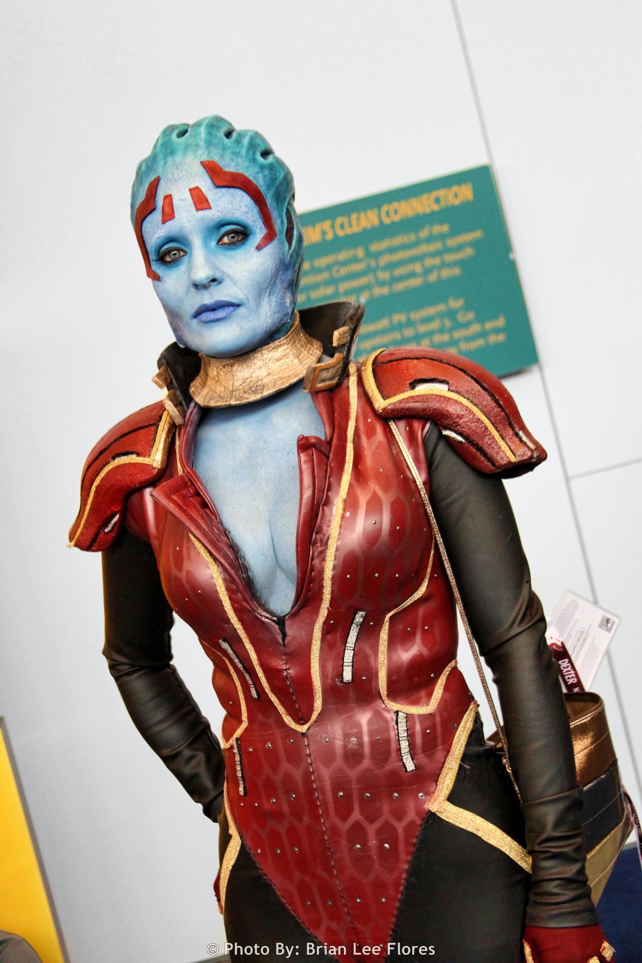 Mass Effect - Samara (WonderCon 2012)