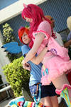 MLP: FIM - Rainbow Dash and Pinkie Pie (AX 2012)