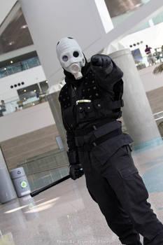 Half-Life 2 - Civil Protection (Comikaze 2012)