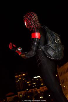 Spider-Man - Miles Morales (LBCC 2012)
