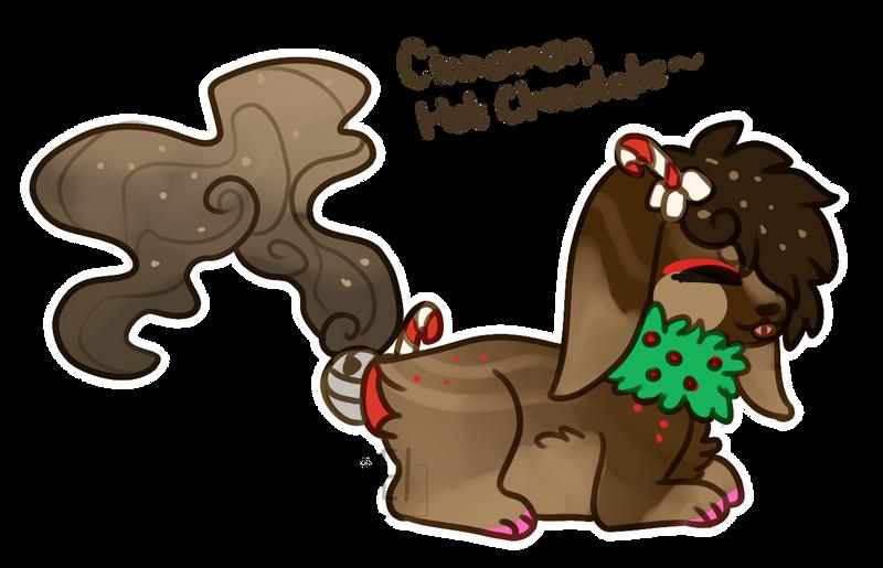 (CLOSED) Cinnamon Hot Chocolate SF by peipaw