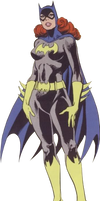 Classic Batgirl - Barbara Gordon 2 by SuperRenders