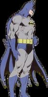 Batman Side Stand by SuperRenders