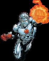 Captain Atom by SuperRenders