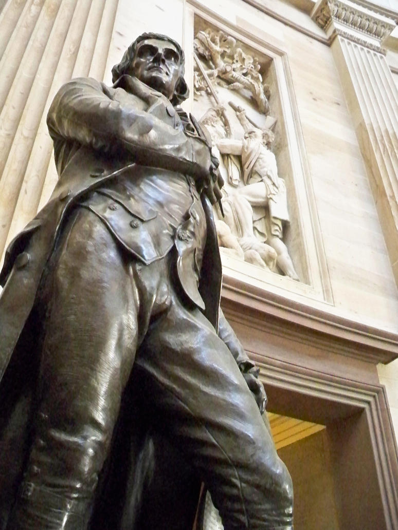 Thomas Jefferson by Fairly-Obvious