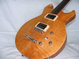 My Custom Guitar by AdverbThis