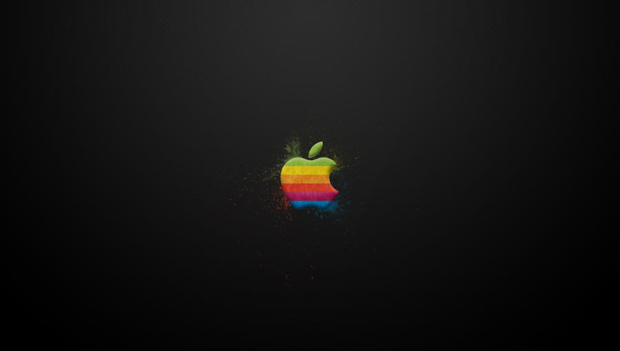 Apple Wallpaper by AdverbThis