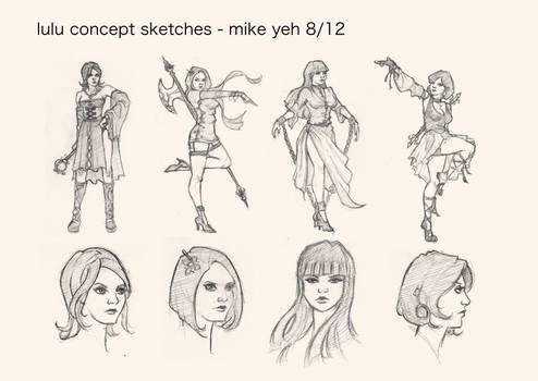 ffx lulu concept art redesign