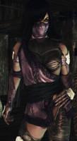 MkX  Mileena (MortalKombatX)