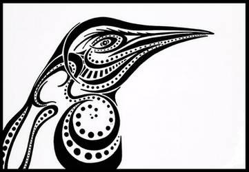 Penguin by DoomOfAstarael