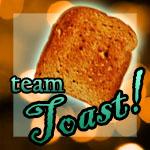 Team Toast - orange icon by MJFreeta