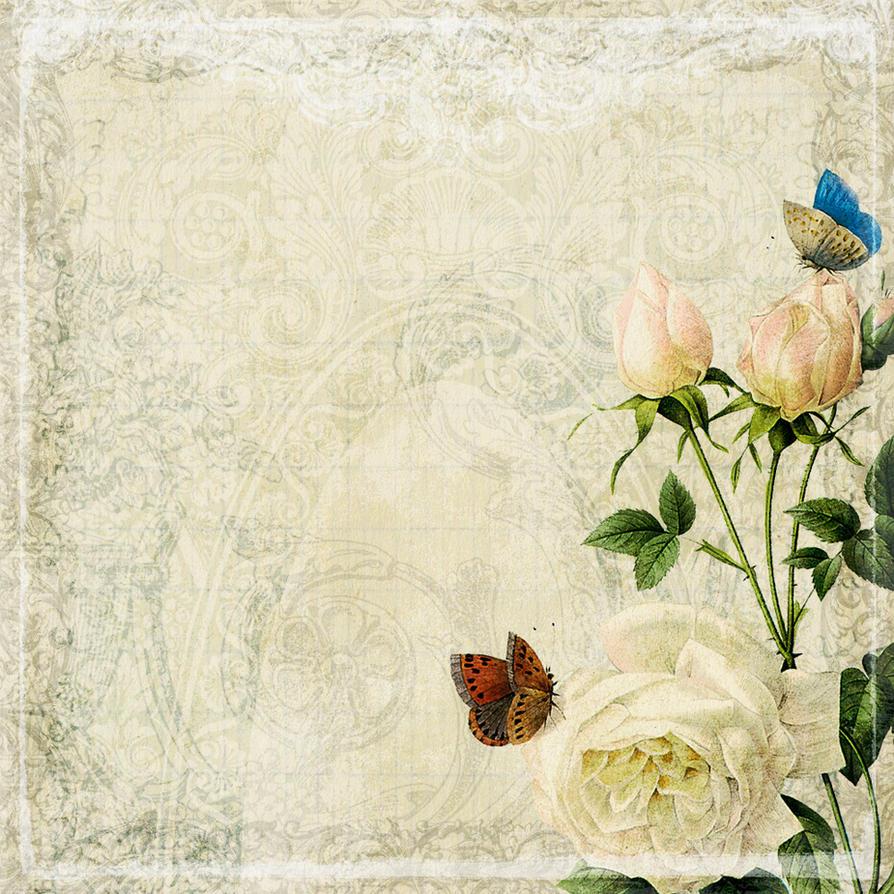 floral texture 2 by Etoile-du-nord