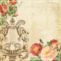 floral texture 3 by Etoile-du-nord