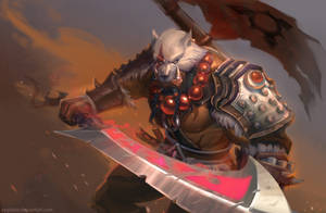 WoW: Blademaster