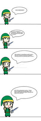 Just a Crappy Comic and a Presentantion