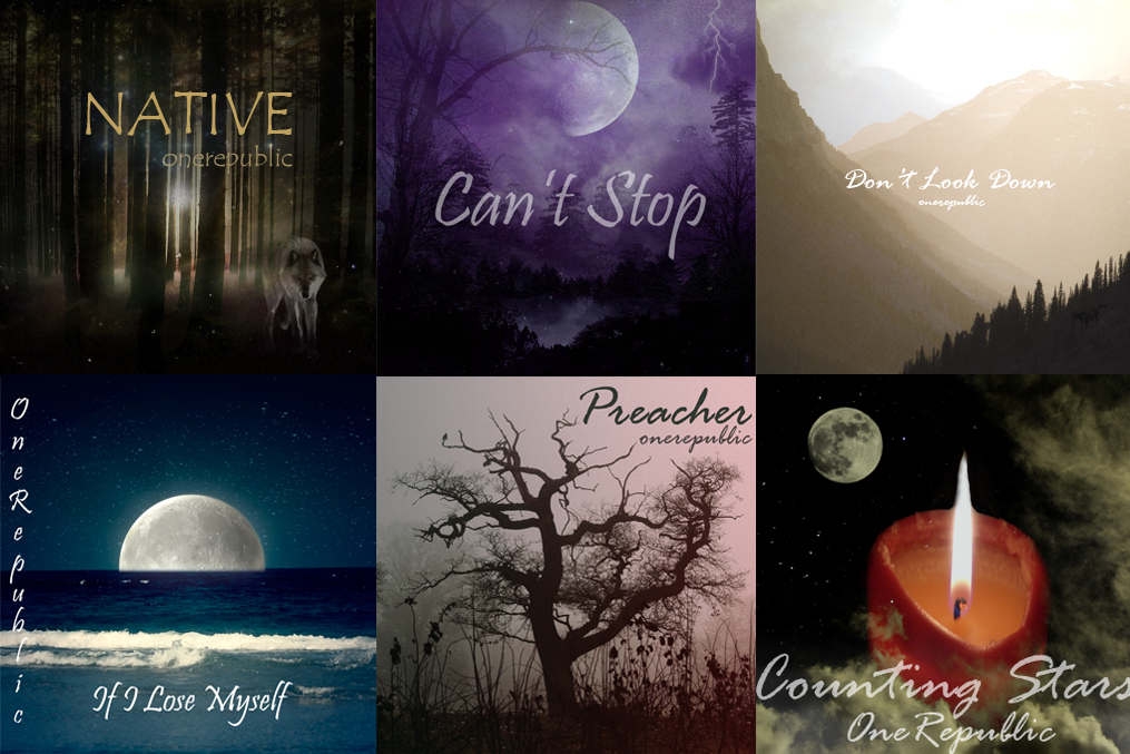 Native - OneRepublic Alternate Cover Art by worldtravels ...