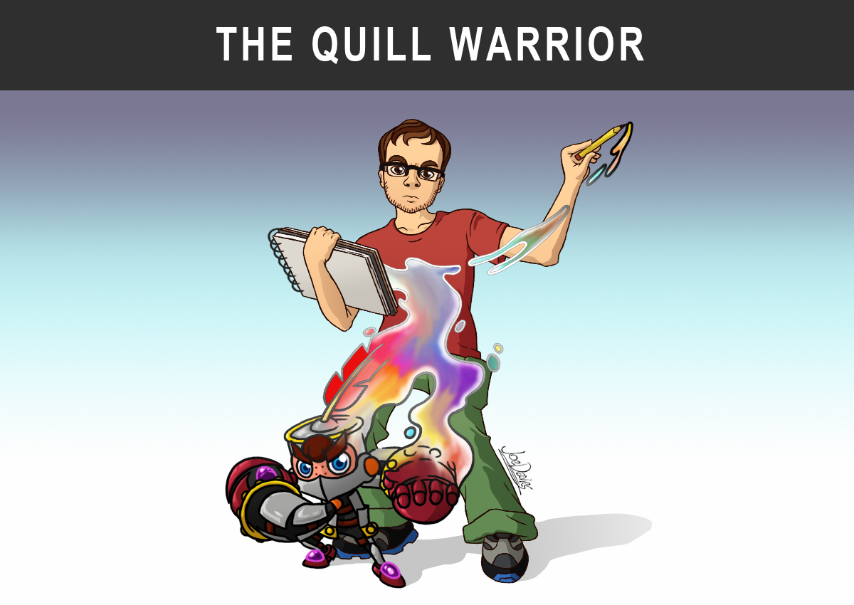 The-Quill-Warrior's Profile Picture