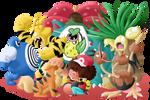 My Pokemon Red Team